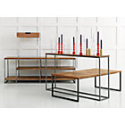 View product image framework credenza - image 7 of 12
