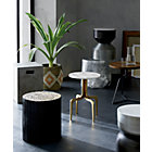 View product image dot acacia side table-stool - image 4 of 12