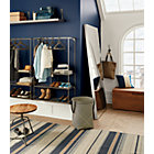 View product image acacia storage bench - image 4 of 9