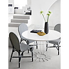 View product image compass dining table - image 2 of 6