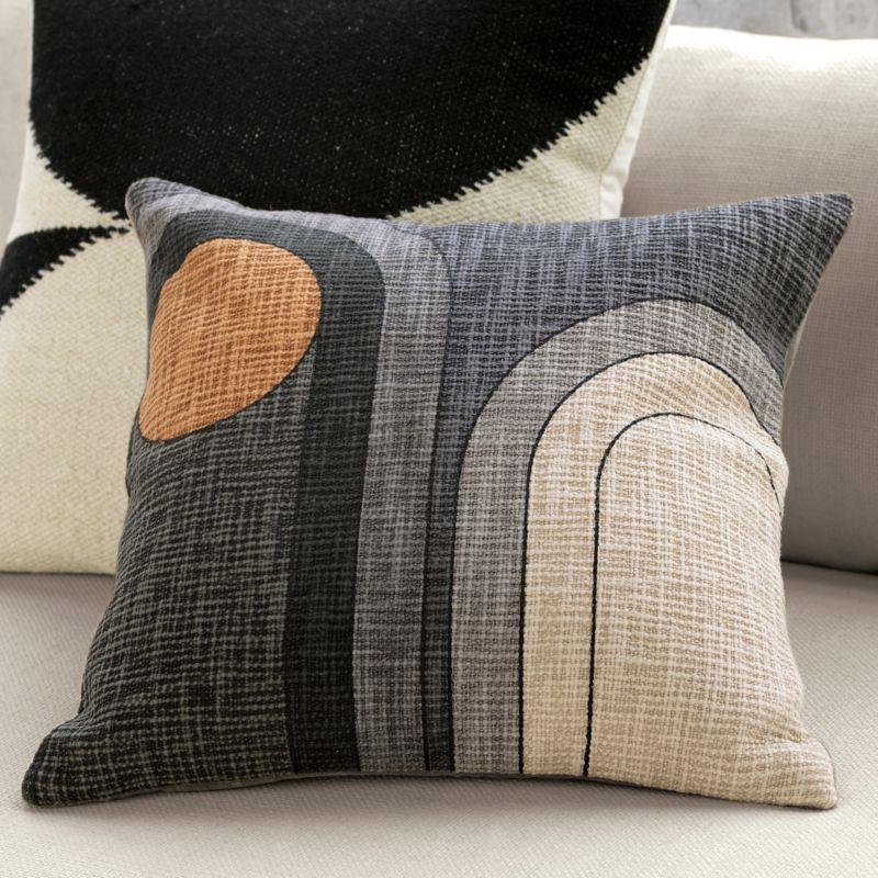40 Dream Pillow With Downalternative Insert Reviews CB40 Interesting Cb2 Decorative Pillows