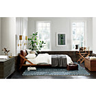 View product image acacia storage bench - image 2 of 9