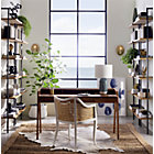 "View product image Helix 96"" Acacia Bookcase - image 4 of 10"