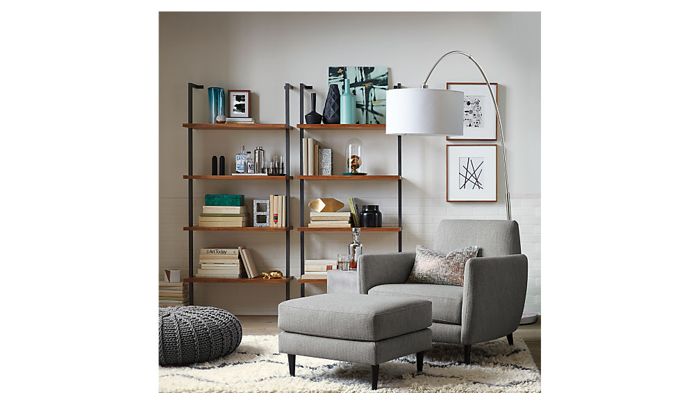 Helix Acacia Wall Mounted Bookcase Reviews