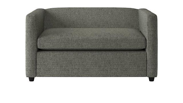 Prime Movie Salt And Pepper Twin Sleeper Sofa Cjindustries Chair Design For Home Cjindustriesco