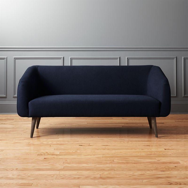 Rue II Apartment Sofa + Reviews | CB2