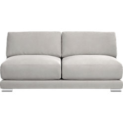 Gybson Dale Charcoal Loveseat