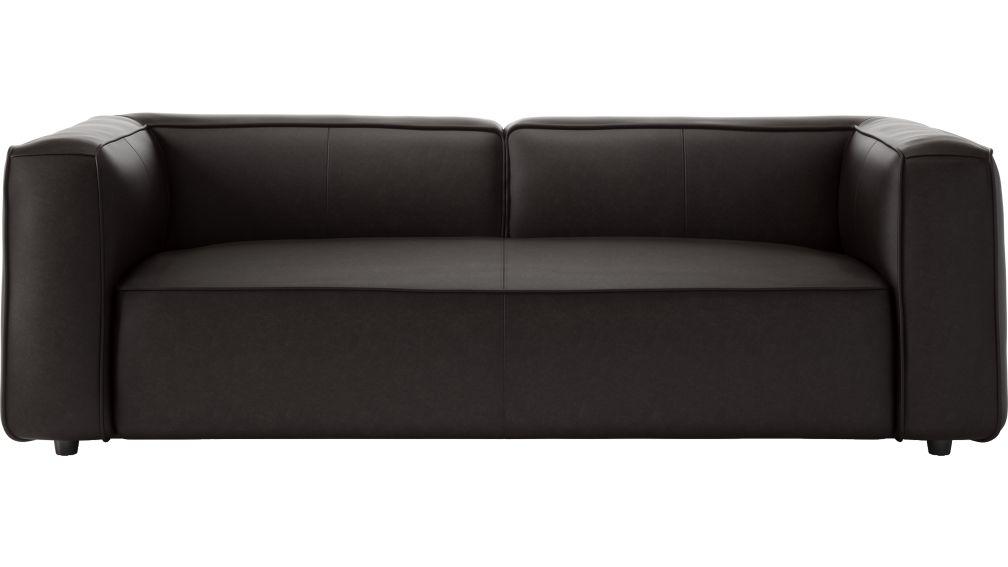Lenyx Leather Sofa | CB2
