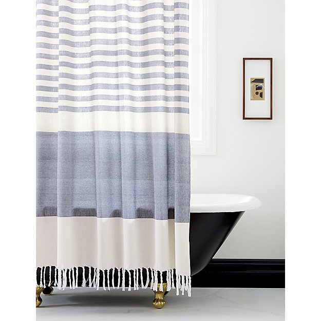 Karla Cement Shower Curtain Reviews
