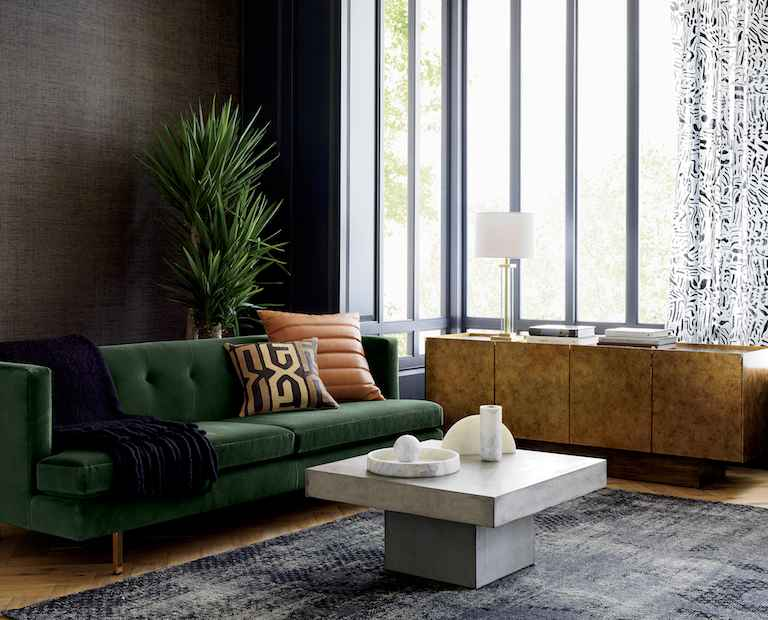Modern Living Room Ideas | CB2
