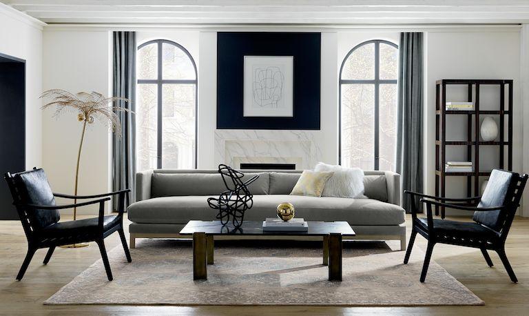 Brava Sofa Living Room Tours