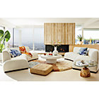 View product image Moon 2-Piece Pearl Sofa - image 2 of 10