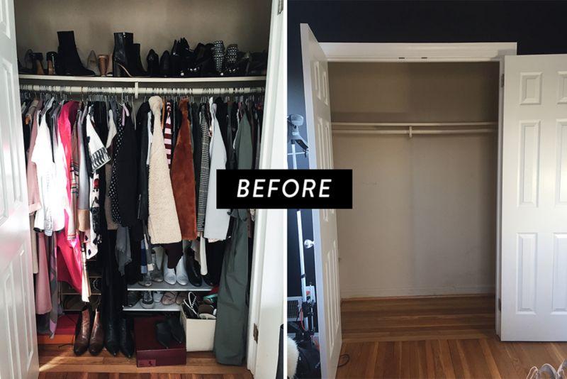 Closet Organization Ideas With Blogger Meg Biram
