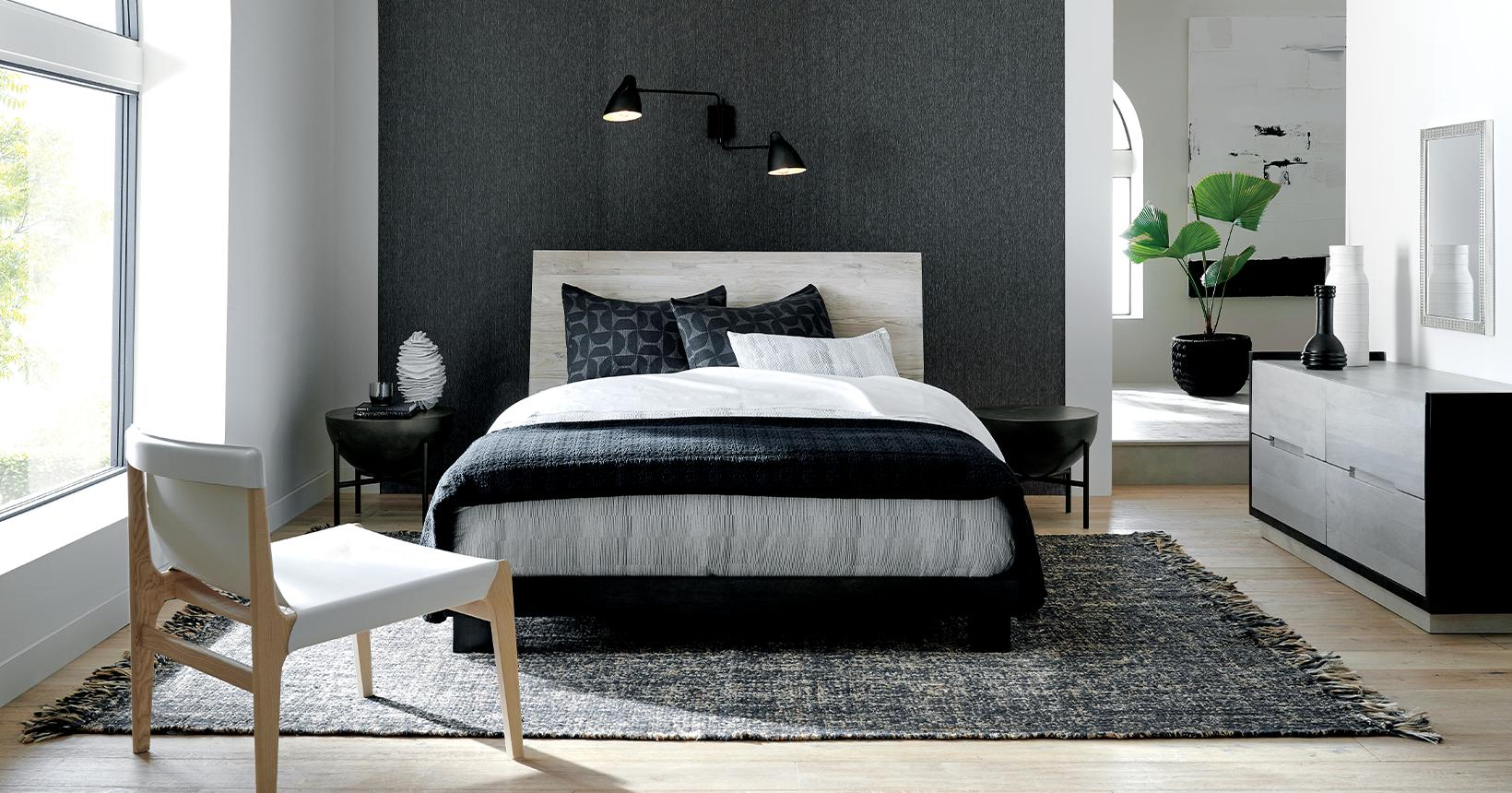 Modern Bedroom Design Decor Ideas Cb2