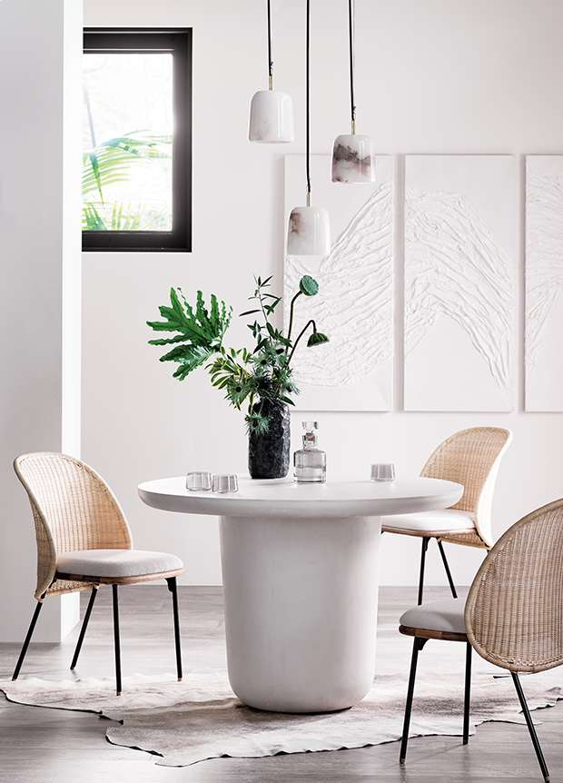 Modern Dining Room Design Decor Ideas Cb2 Canada
