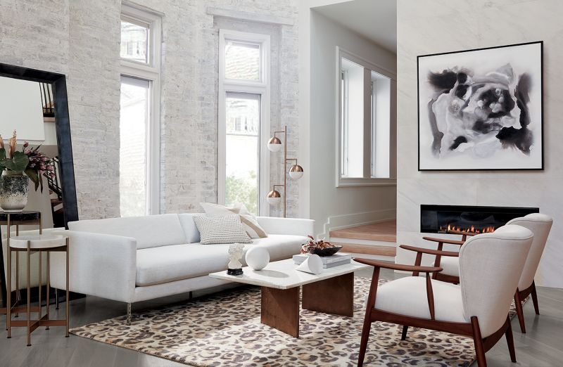 Modern Living Room Ideas Cb2 Canada