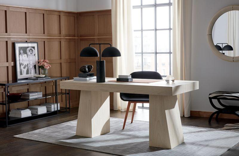 Image of: Modern Home Office Design Decor Ideas Cb2