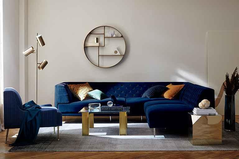 Modern Living Room Ideas Cb2