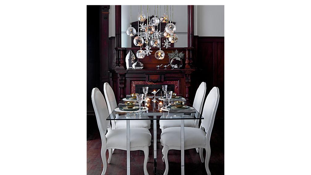 Rectangular And Round Tables - Silverado rectangular coffee table