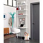 """View product image stairway white 96"""" desk - image 2 of 6"""